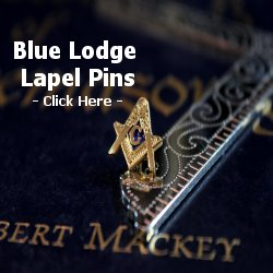 Blue Lodge Lapel Pins