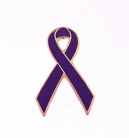 e97764771d5 Purple Awareness Lapel Pin