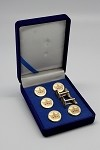 York Rite: Knight York Cross of Honour (K.Y.C.H.) Tuxedo Stud Set & Cufflinks