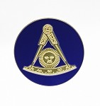 Past Master Without Square Car Badge