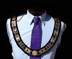 Deluxe Council York Rite Collar