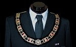 Knights Templar Past Commander Collar