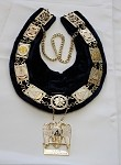 Scottish Rite Sovereign Grand Inspector General Personal Representative Collar
