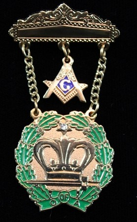 Amaranth Past Royal Patron Jewel (1 Stone)