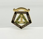 Order of the Eastern Star Grand Officer Jewel - Grand Martha