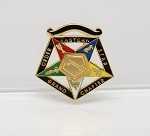 Order of the Eastern Star Grand Officer Jewel - Grand Trustee