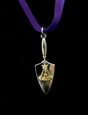 Council Order of the Silver Trowel Jewel