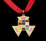 York Rite - Order of High Priesthood Jewel