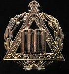 Royal Arch Chapter Chaplain Officer Collar Jewel