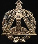 Royal Arch Grand King Officer Collar Jewel