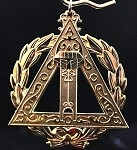 Royal Arch Grand Scribe Officer Collar Jewel