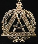 Royal Arch Grand Sentinel Officer Collar Jewel