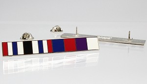 Knights Templar Veteran's Service and Honor Combo Uniform Bar | Knights Templar Uniform Accessories