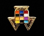 Past High Priest Lapel Pin