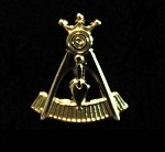 Past Illustrious Master Lapel Pin