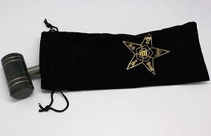 Order of the Eastern Star Gavel Bag