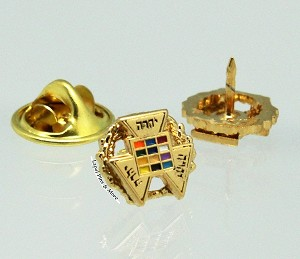 Past Grand High Priest Lapel Pin | Grand York Rite Lapel Pins