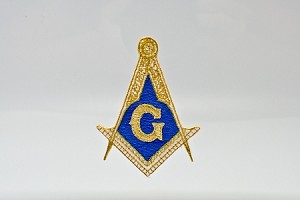 Blue Lodge Patch