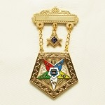 Order of the Eastern Star Past Grand Royal Patron Jewel