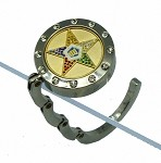 Order of the Eastern Star Rhinetsone Purse Holder