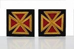 Grand Officer Sleeve Crosses 2.0