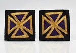 Past Grand Commander Sleeve Crosses 2.0