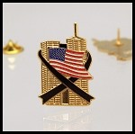 World Trade Center Memorial Pin